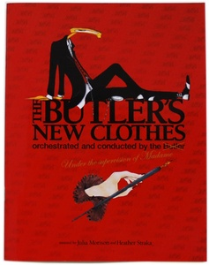 cover of Butlers new clothes
